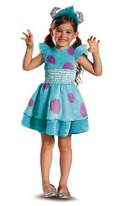 toddler girl costumes sulley toddler kids costume mr costumes