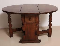 drop leaf coffee tables antique flemish oak drop leaf gate leg table for sale at 1stdibs