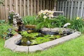 Build Backyard Pond 37 Backyard Pond Ideas U0026 Designs Pictures
