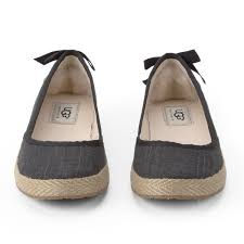 ugg womens indah shoes ugg s indah canvas espadrille shoes black free uk