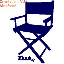chaise de cin ma sticker chaise de réalisateur atomistickers fr