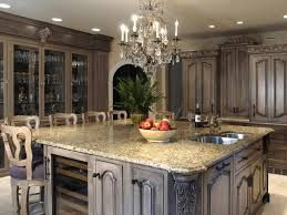 Paint Kitchen Island Brilliant Painting Kitchen Cabinets Home Furniture Ideas With