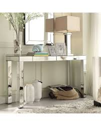 mirrored console table for sale new savings on inspire q fascual 2 drawer mirrored console table