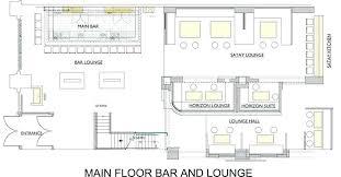 resto bar floor plan outdoor bar plans drawings home interior design company in chennai
