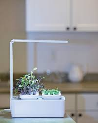 Kitchen Grow Lights Microgreens Small Hydroponic Planter Led Lights Gardeners