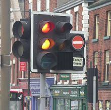 What Does A Flashing Red Light Mean Traffic Light Wikipedia