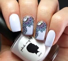 nail polish society lead light stamping over polish my life