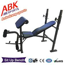 Gym Sit Up Bench Multi Function Sit Up Bench For Sale Heavy Duty Steel Ab Exercise