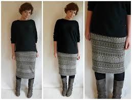 pattern for simple long skirt diy simple tube skirt