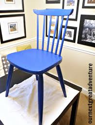 Yellow Chairs For Sale Design Ideas Yellow Chair Blue The Diy Chalk Paint Adventure Continues This