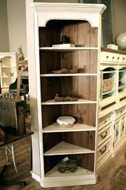 corner cabinet bookcase bookcase corner bookcase white photos corner ladder shelves