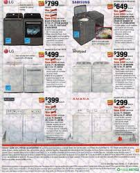 washer and dryers black friday home depot black friday ads sales deals doorbusters 2016 2017