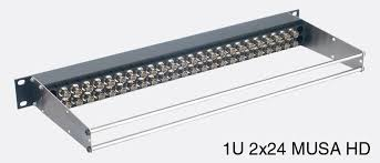 Patch Panel Label Template Excel Canford Musa Hd 3gb S 1080p Patch Panels High Density