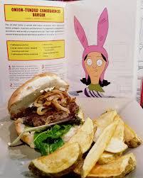 backyard grill stuffed burger press homemade onion tended consequences burger from bob u0027s burgers
