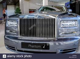 emily ornament on a rolls royce phantom stock photo 71668812