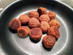 cuisiner les haricots rouges boulettes veganes aux haricots rouges façon boulettes de viande