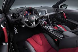 nissan patrol nismo red interior 2017 nissan gt r nismo makes nurburgring debut