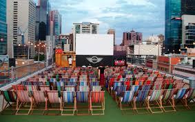 Botanical Gardens Open Air Cinema Melbourne S Best Outdoor Cinemas Thetown
