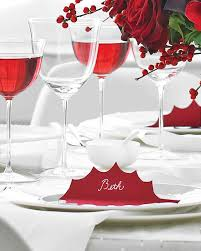 clip art and templates for christmas table decorations martha