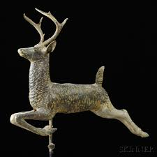 Bull Weathervane Search All Lots Skinner Auctioneers