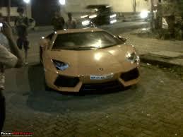 Lamborghini Aventador Nero Nemesis - lamborghini aventador lp700 4 in india page 20 team bhp