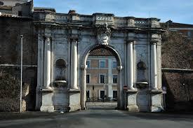 porta portese auto roma from porta portese to porta settimiana jubilee cultural routes