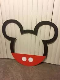 Mickey Mouse Photo Booth Mickey Mouse Photo Booth Clubhouse Birthday By Rosiesposhparties