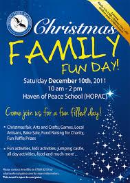 hopac christmas family fun day hopac
