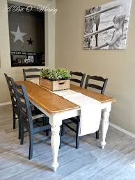 Dining Room Table Refinishing 18 Best Refinishing Kitchen Table Images On Pinterest Farm
