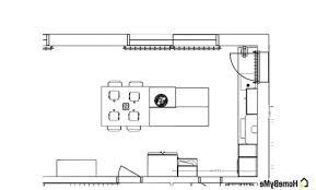 cuisine taille taille ilot central cuisine 24383 sprint co