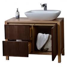Real Wood Bathroom Cabinets by Solid Wood Bathroom Vanity Nz Home Design Ideas