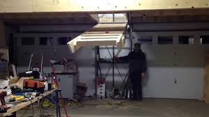 download garage loft stairs zijiapin pretentious design garage loft stairs 3 electric hoist operated stairs on tiny home