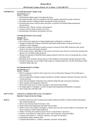 interior design resume exles interior design resume sles velvet