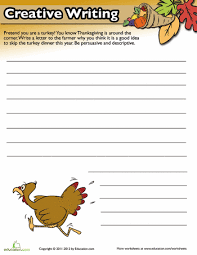 thanksgiving creative writing prompt creative writing prompts