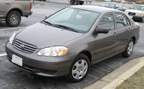2003 toyota corolla mpg automatic 2003 toyota corolla information and photos zombiedrive