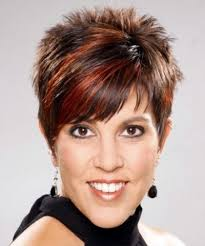 the incredible and lovely short spikey womens hairstyles for style