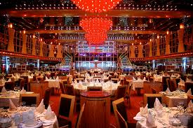 Main Dining Room 30 Stunning Pictures From The Carnival Dream Page 3 Of 6