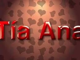 Imagenes Que Digan Feliz Cumpleaños Tia Ana | feliz cumpleaños tía ana youtube