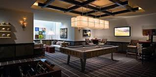 Game Room Basement Ideas - 60 game room ideas for men cool home entertainment designs
