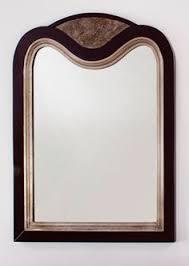 corinthian mirror in iron corinthian iron and framing materials