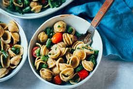 the best vegan pasta salad well and full