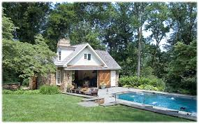 house plans with pool house guest house custom home plans with guest house house plans with pools