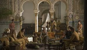 Chair Game Of Thrones Game Of Thrones Season 5 Osuna The Fighting Pit Of Meereen