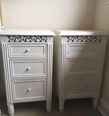 white belgravia bedroom furniture bedside tables in tamworth