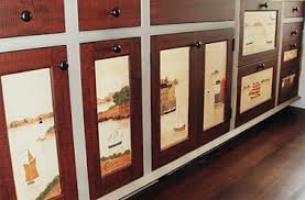 refinishing kitchen cabinet doors hand painted kitchen cabinets interior design ideas
