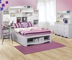 ritzy teak wood full size captain bed design in bookshelf full