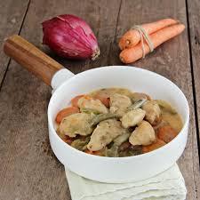 poulet cuisiné cuisiné poulet à l estragon et aux légumes