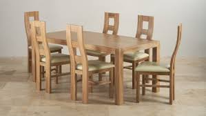 Solid Oak Dining Tables And Chairs Dining Sets Oak Dining Tables Chairs Sets Oak Furniture Land