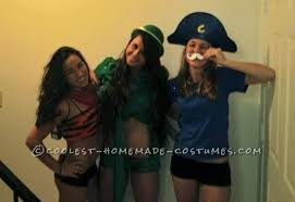 Captain Crunch Halloween Costume Cereal Box Characters Group Costume