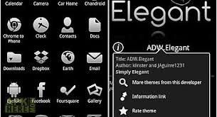go themes apps apk elegant go locker theme for android free download at apk here store